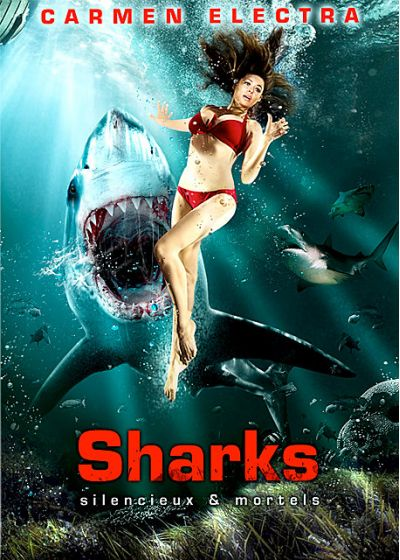 Sharks - Silencieux & mortels - DVD