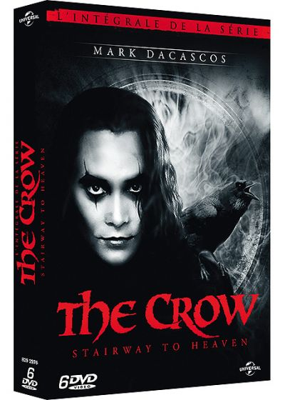 The Crow : Stairway To Heaven - L'int�grale de la s�rie - DVD