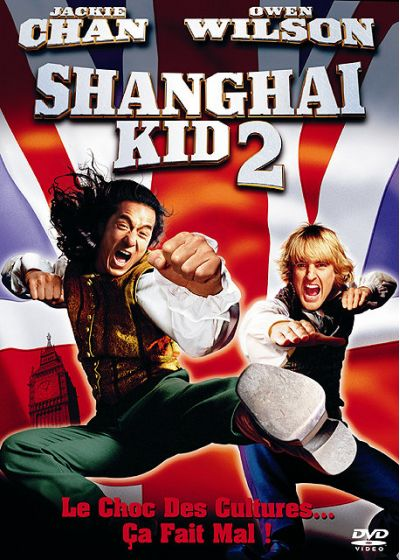 Shangha� Kid 2 - DVD
