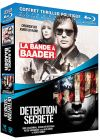 Coffret Thriller politique : La bande � Baader + D�tention secr�te (Pack) - Blu-ray