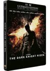 Batman - The Dark Knight Rises (Ultimate Edition bo�tier SteelBook - Combo Blu-ray + DVD + Copie Digitale) - Blu-ray