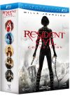 Resident Evil Collection (Coffret 5 films) (Pack) - Blu-ray