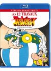 Les 12 travaux d'Ast�rix (�dition remasteris�e) - Blu-ray