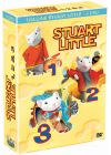 Stuart Little + Stuart Little 2 + Stuart Little 3, en route pour l'aventure (Pack) - DVD