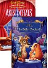 La Belle et le clochard + Les Aristochats (Pack) - DVD