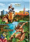 The Wild + Tarzan - DVD