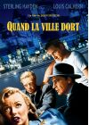 Quand la ville dort (Edition Simple) - DVD