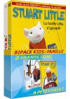 Stuart Little + Un No�l de folie (Pack) - DVD