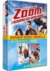 Zoom, L'Acad�mie des Super-H�ros + Un No�l de folie (Pack) - DVD