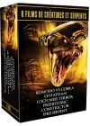 6 films de cr�atures et serpents (Pack) - DVD