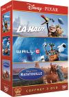 L�-haut + WALL-E + Ratatouille (Pack) - DVD