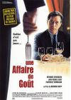 Une Affaire de go�t - DVD