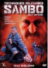 Sambo : Techniques militaires - Self Defense - DVD