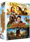 L'�le de Nim + La for�t contre-attaque + Le secret de Terabithia (Pack) - DVD
