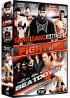 Fighting - Coffret - Sang pour sang extr�me + Beatdown (Pack) - DVD