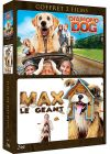 Animaux en folie : Diamond Dog : chien milliardaire + Max le g�ant (Pack) - DVD