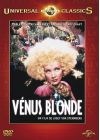 La V�nus blonde - DVD