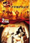 Firefight - Pi�ge en for�t + Fire Girls - DVD