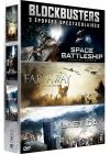 Blockbusters - Coffret - Space Battleship + Far Away + The Last Day (Pack) - DVD