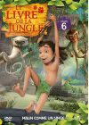 Le Livre de la jungle - Volume 6 - Malin comme un singe - DVD
