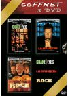 Coffret - Snake Eyes + La ran�on + Rock - DVD
